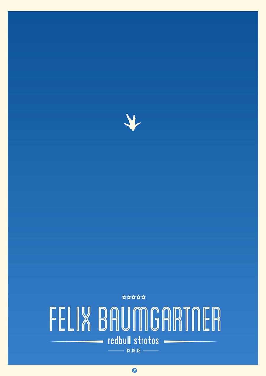 Felix Baumgartner v.1 by BK1LL3R