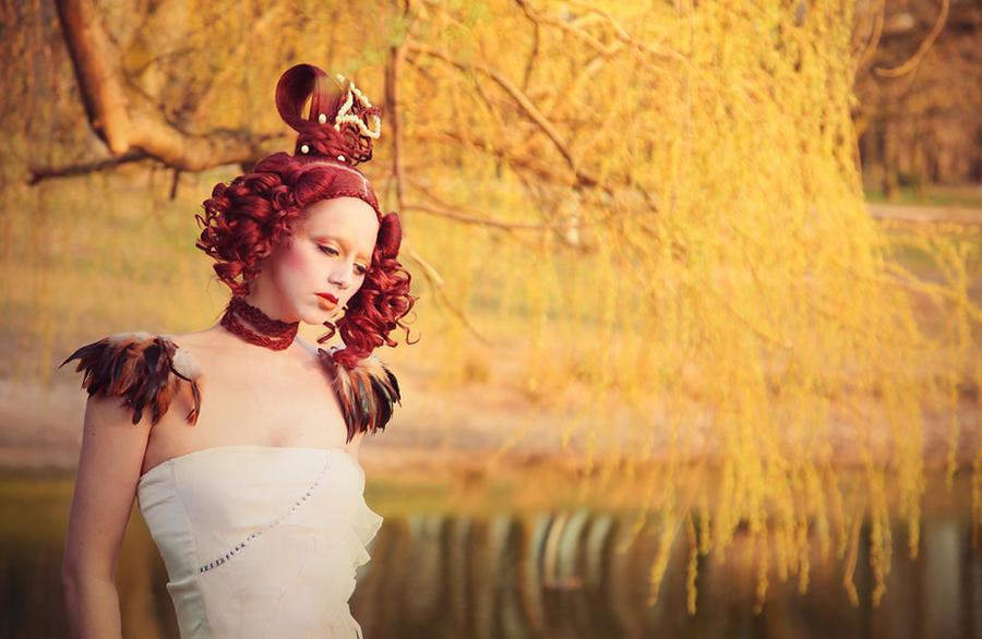 Sad Princess by blackfantastix