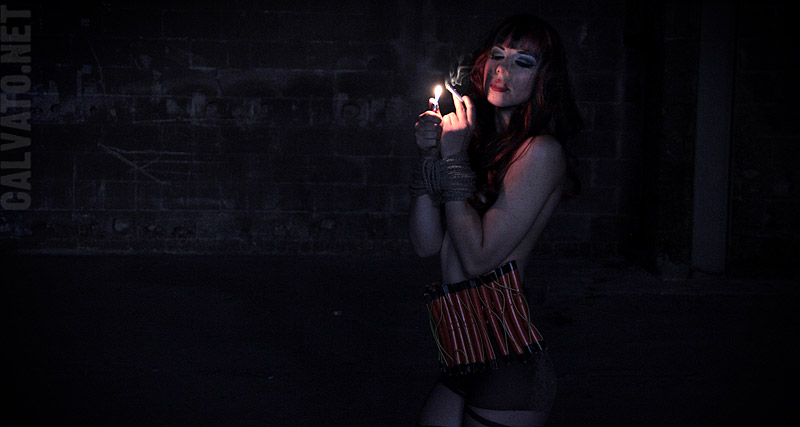 Smokin Hot by blackfantastix