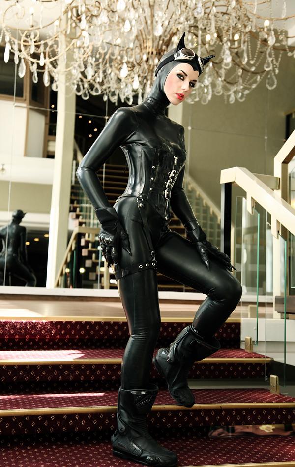 Gotham Siren - Catwoman I by blackfantastix