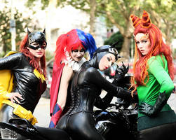 Gotham Sirens - Roadtrip
