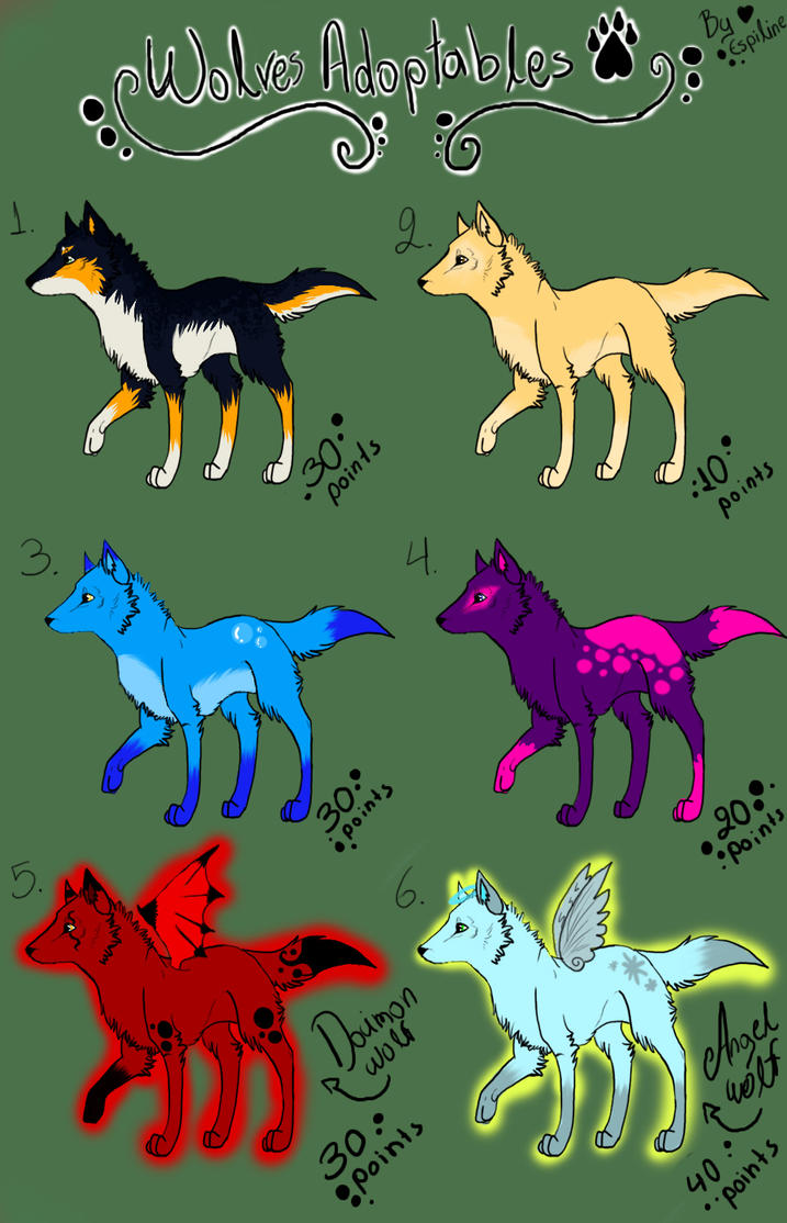 Point Adoptables by Espiline