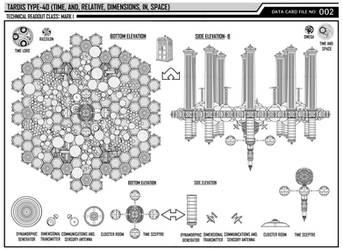 Tardis: Type 40 Mark-I 002 by Time-Lord-Rassilon