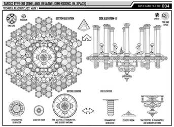 Tardis: Type 80 Mark-I 004 by Time-Lord-Rassilon