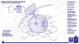 TARDIS: TT Capsule, Type 40 Mark III Page 1