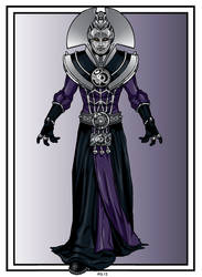 Omega: The Could-have-been King! REVISED by Time-Lord-Rassilon