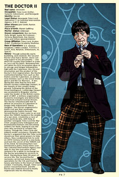 Time Lord Handbook Page 2