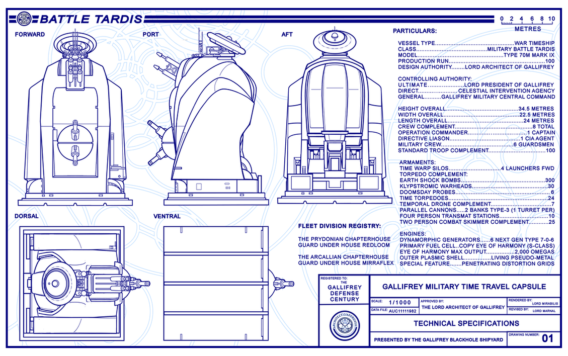 Battle tardis schematics page 1 revised by time lord rassilon on battle tardis schematics page 1 revised by time lord rassilon malvernweather Images