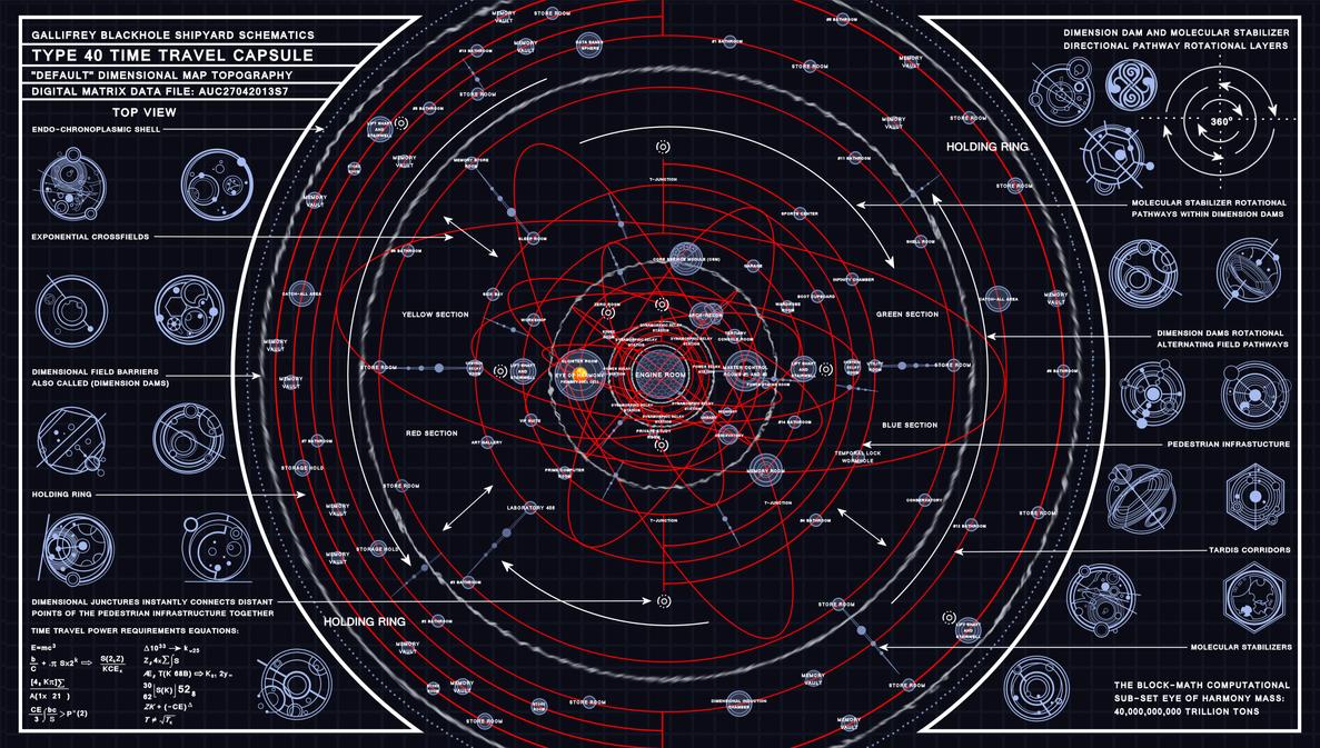 http://www.deviantart.com/art/TARDIS-Type-40-Dimensional-Map-Schematic-584301989