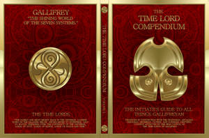 Time Lord Compendium: Wrap Around Soft Cover