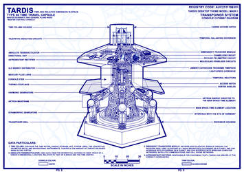 TARDIS Master Schematics Page 8-9  by Time-Lord-Rassilon