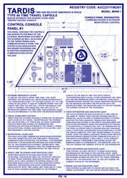 TARDIS Master Schematics Page 18