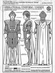 Chancellory Guard Duty Uniform 01