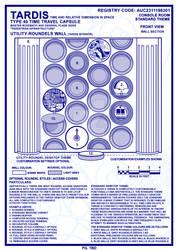 TARDIS Master Schematics Page TBD4