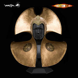 Weta Time War-Lord President Rassilon Regalia