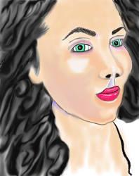 Woman by Mayeaux