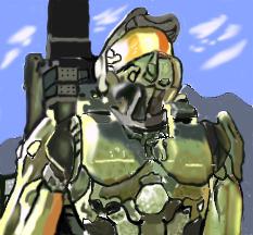 Halo2 copy by Mayeaux