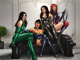 Injustice Society (Villainess Edition)