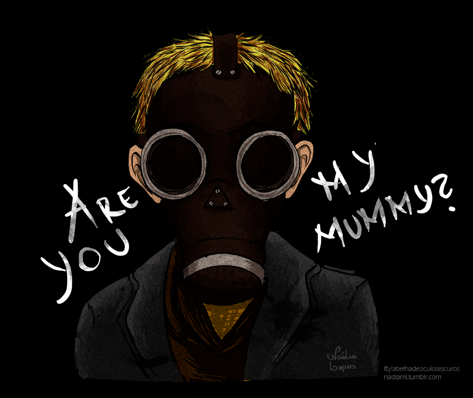 Are You My Mummy By Nadiaml On Deviantart