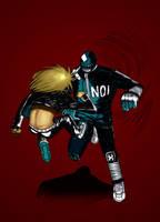 Ready N' Kickin' - Color by IIIXandaP