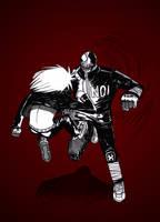 Ready n' Kickin' - No colors by IIIXandaP