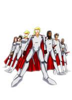 The Knights Order by IIIXandaP