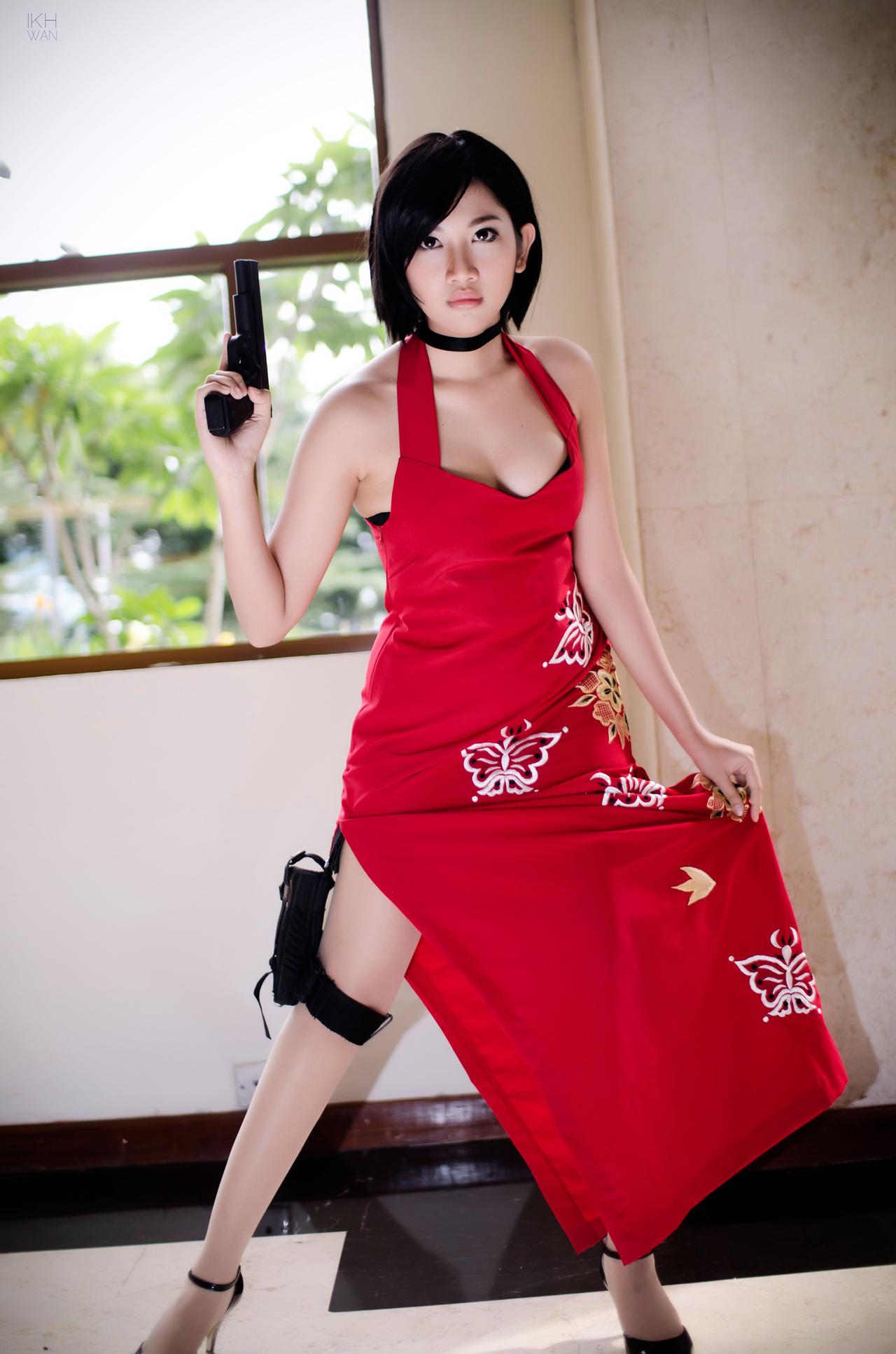 Ada Wong Cosplay by AllyAuer on DeviantArt