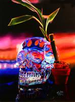 Crystal Skull by TodoArtist