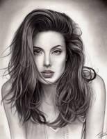 Angelina Jolie by TodoArtist