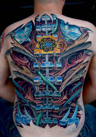 Bio Mechanical by Todo by TodoArtist