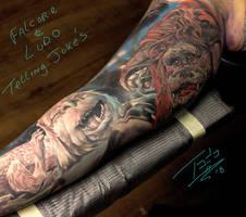 Falcor-and-Ludo-by-Todo-ABT-Tattoo