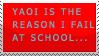 Yaoi is the reason i fail by Brittlander