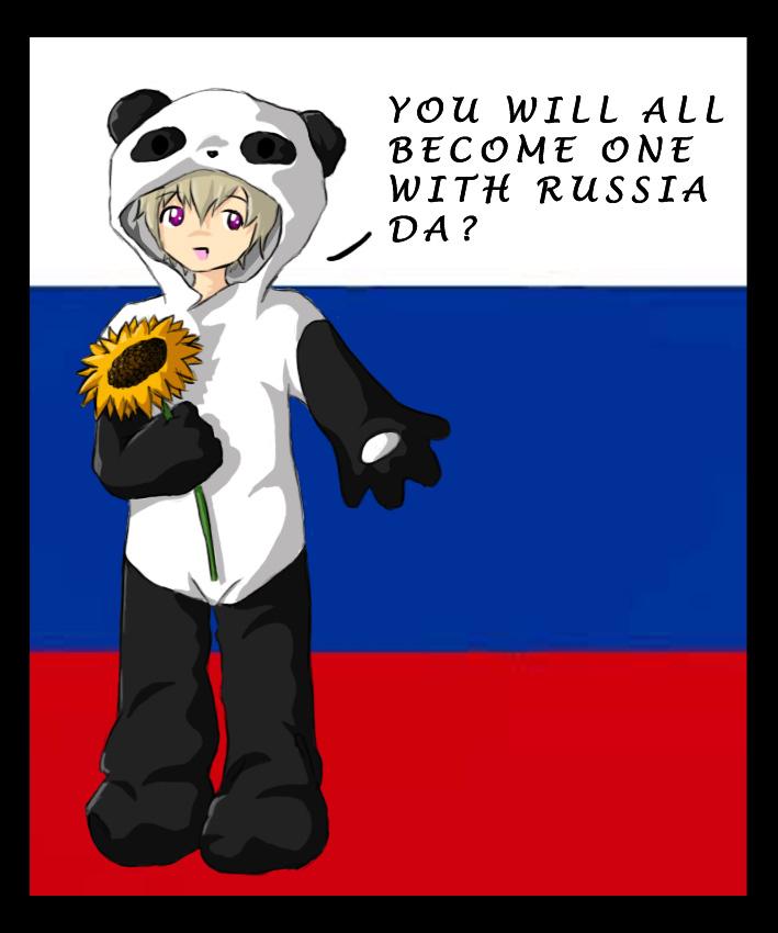 Hetalia- Russia by Brittlander