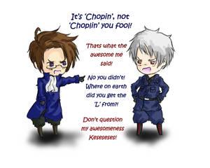 APH- Chopin not Choplin