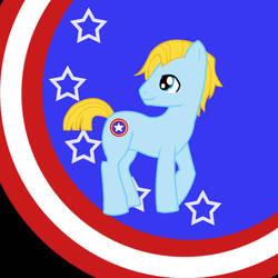 Avenger Ponies- Steve
