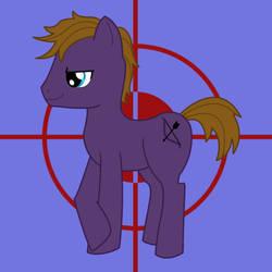 Avenger Ponies- Clint