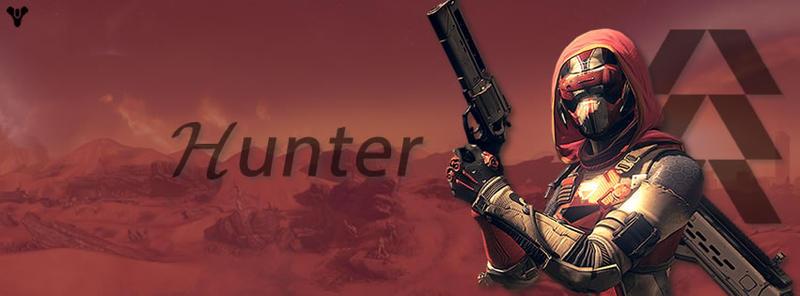 Hunter Banner 2 by FantasyFinale12