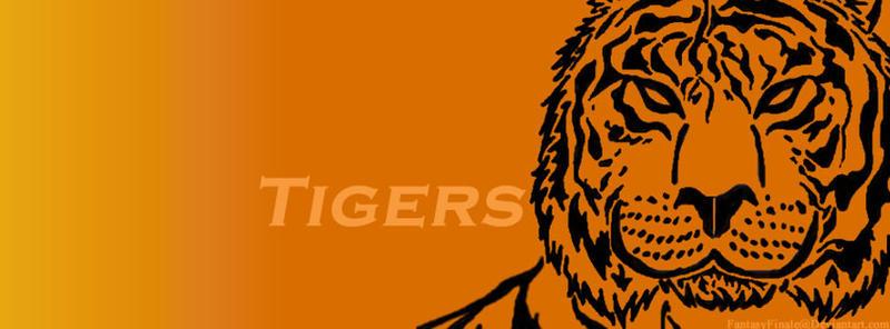 Tigers Banner 6 by FantasyFinale12