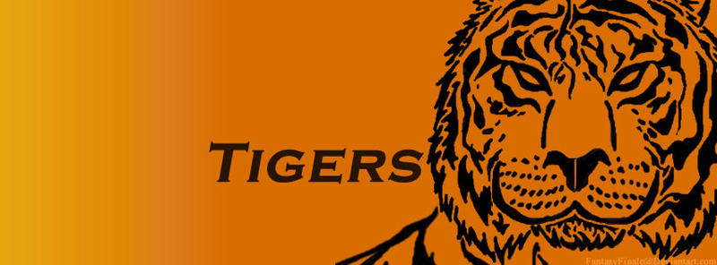 Tigers Banner 7 by FantasyFinale12