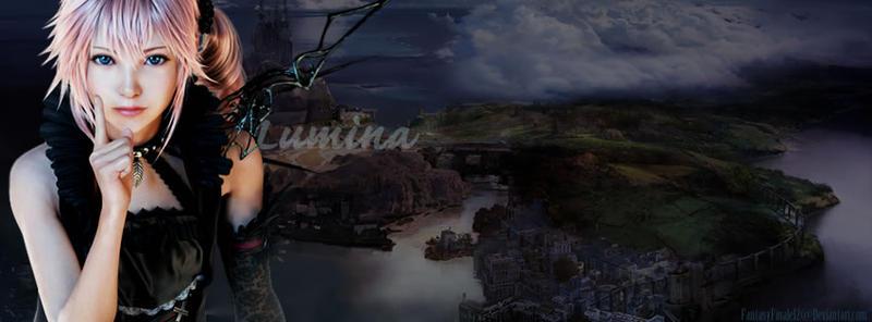 Lumina Banner 5 by FantasyFinale12