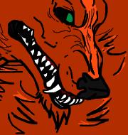 Snarl Icon Coloring 3-3 by FantasyFinale12