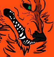 Snarl Icon Coloring 3-2 (2) by FantasyFinale12