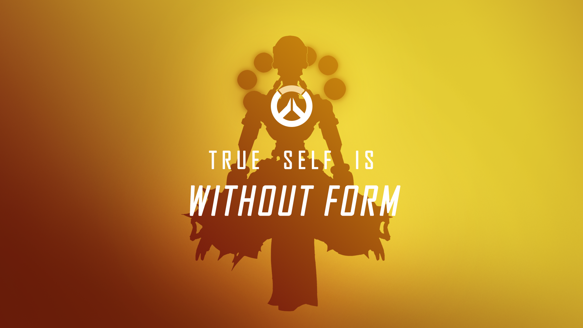 Zenyatta Minimalist  Overwatch By 121ngocson1995 On