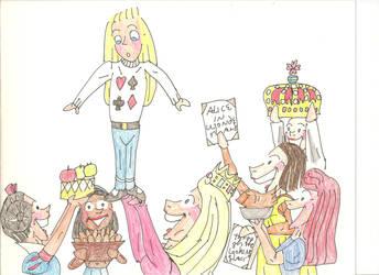 Queen Alice by belianis