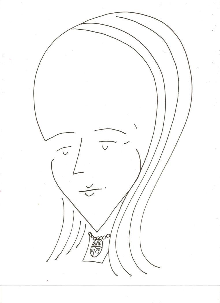 Juana I, Queen of Castile by belianis