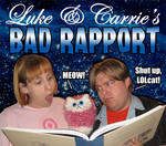 Luke and Carrie's Bad Rapport Episode 19 art