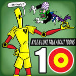 Kyle And Luke Talk About Toons #10 image - Scud by artbylukeski