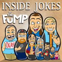 Inside Jokes of the FuMP album cover by artbylukeski