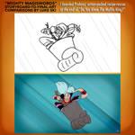 Mighty MagiSwords Storyboards - Recipe Rescue
