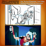 Mighty MagiSwords Storyboards - frozen Prohyas